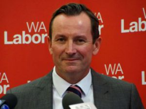 mark mcgowan labor