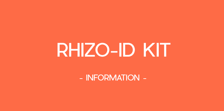 RHIZO-ID Kit information